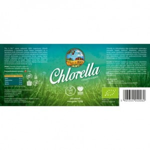 CHLORELLA 100% ORGANIC - 230tabl [This is BIO®]