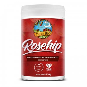 ROSEHIP 100% ORGANIC - 150g [This is BIO®]