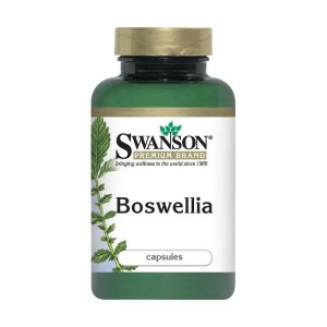 Boswellia Swanson 400mg/100 kaps. suplement diety