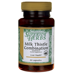 Milk Thistle Combination - suplement diety