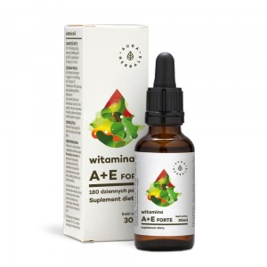 Witamina A+E FORTE krople (30ml)