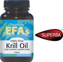 Krill Oil Superba - suplement diety 60 kaps.