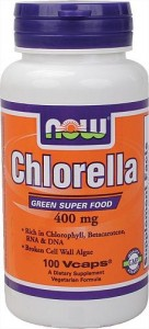 Chlorella 400 mg Vegetarian - 100 Vcaps