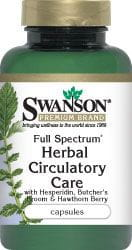 SWANSON Full Spectrum Herbal Circulatory Care