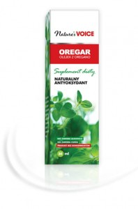 OREGAR olejek z oregano 30 ml suplement diety