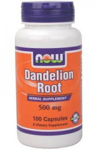 Dandelion Root 500 mg/100 kaps. - suplement diety