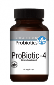 Probiotic-4 - suplement diety 60 kaps.